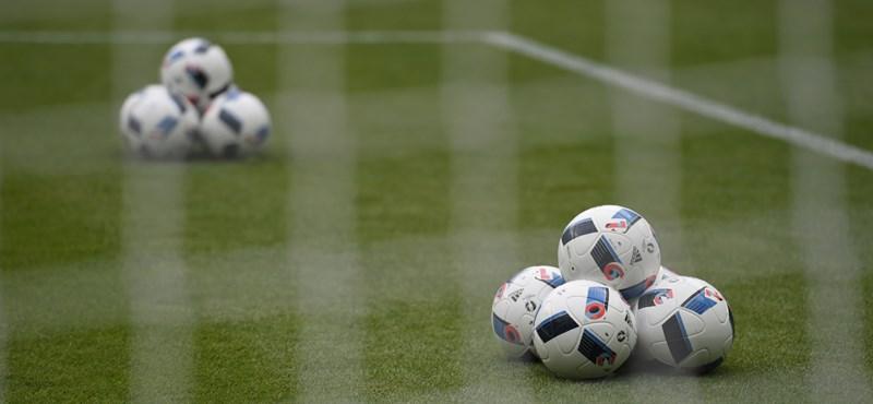 Fejbe rúgták, majd elájult a kispadon a magyar focista