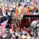 Képösszefoglaló a királyi esküvőről – Nagyítás-fotógaléria