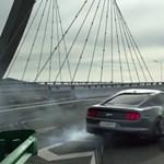 Egymillió emberre tervezett szellemvárosba vittek életet egy Ford Mustanggal - video