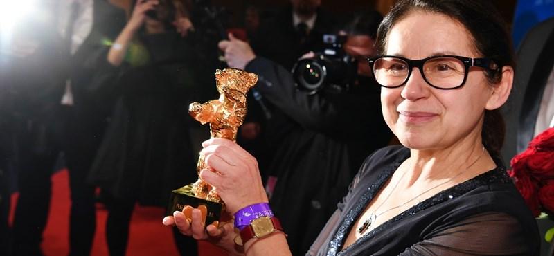 """""""Feszültségek és súrlódások helyett szép emberi találkozások"""" – befejeződött Enyedi Ildikó új filmjének forgatása"""