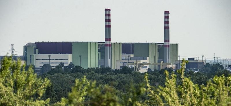 Védelmi gyakorlatot tartanak a Paksi Atomerőműben