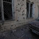 Újra támadtak az azeriek Hegyi-Karabahban