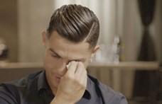 Ronaldo meghívná vacsorára a nőt, aki gyerekkorában enni adott neki