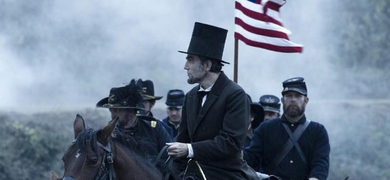 Daniel Day-Lewis - Legjobb férfi színész jelölt (Lincoln)