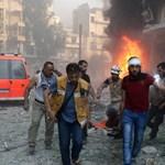 Aleppó ostroma: újabb félezer civil halott