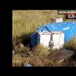 Videó: futnia kellett egy lezuhanó NASA-teleszkóp elől