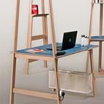 Lengyel remek - Egy jól variálható asztal otthonra és az irodába