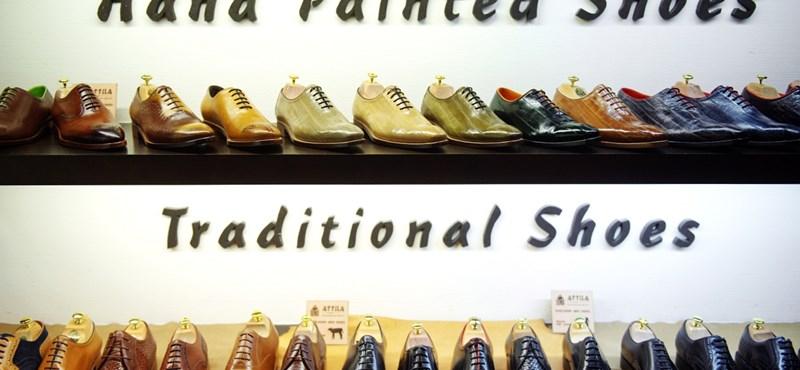 Galéria: Attila cipő