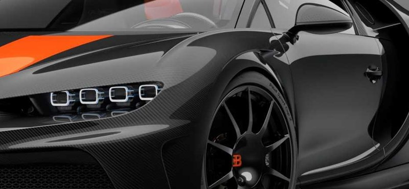 Rászabadítják a közutakra a Bugatti villámgyors hiperautóját