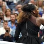 Miért ilyen dühös Serena Williams?