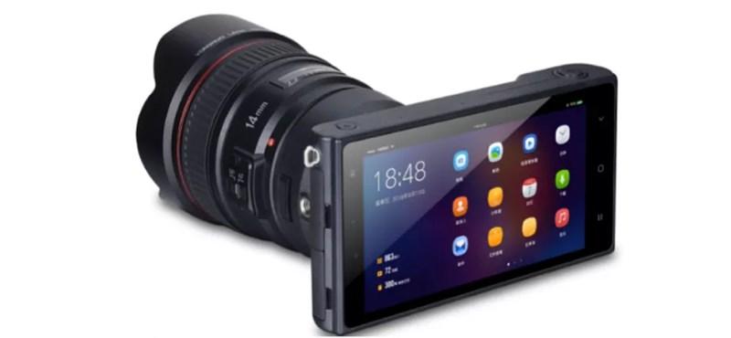Androidos fényképezőgép? Ez lehet a kategória új királya