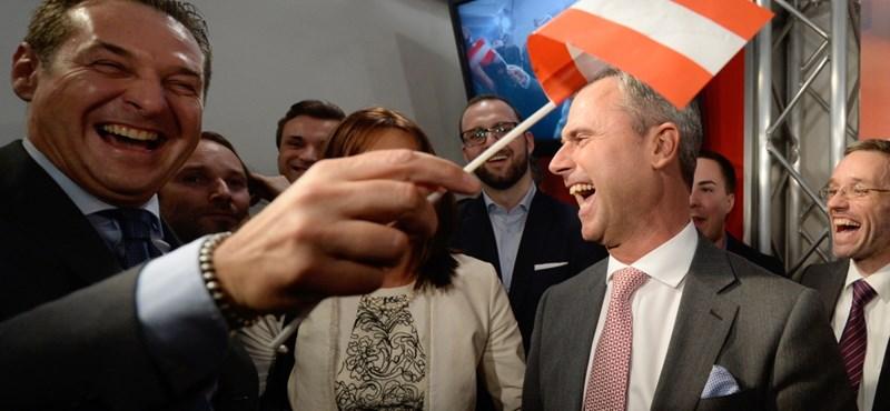 Pofon és kézfogás: az osztrák államfőválasztás másnapja