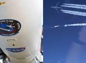 Történelmi pillanat: repülőről küldtek műholdakat az űrbe