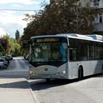 Meglepődhet, ha buszra száll Törökbálinton – fotók