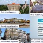 Bár az ITM prezentációja tényként kezeli az egyetemek modellváltását, a tárca szerint szabadon dönthetnek