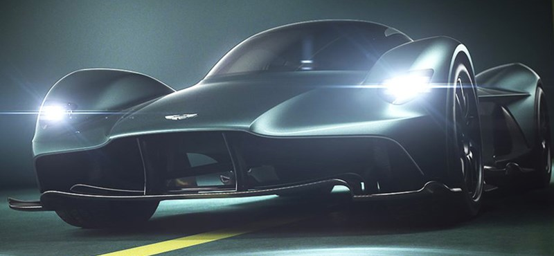 Új rekord: az Aston Martiné a világ legerősebb turbó nélküli motorja
