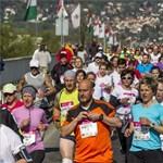 Fotók: Így futották körbe 26 ezren a Belvárost