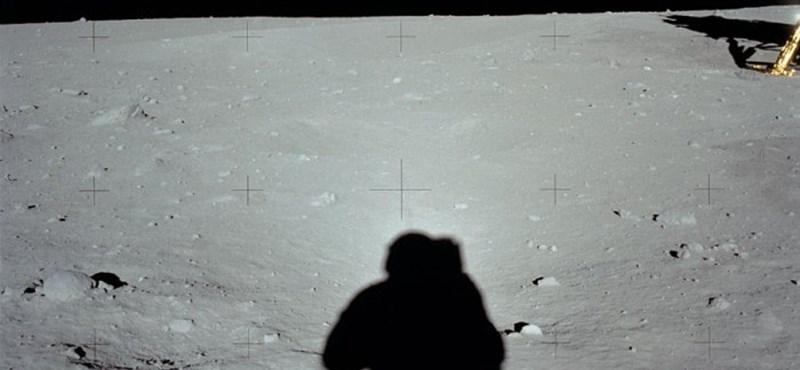Gyász: meghalt az ember, aki elsőként lépett a Holdra