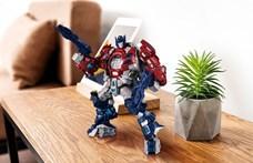A Casio új karórájától minden Transformers-rajongó szíve hevesebben ver