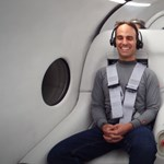 Történelmi utazás: először szállított utasokat a Hyperloop – videó