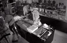 Videón a kassai százmilliós ékszerrablás