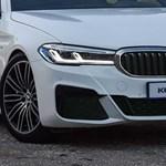 Ilyen lehet az új 5-ös BMW