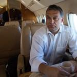 Különgéppel mennek Orbánék az olimpiára