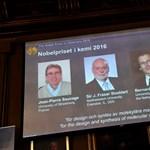 Ők kapnak idén kémiai Nobel-díjat