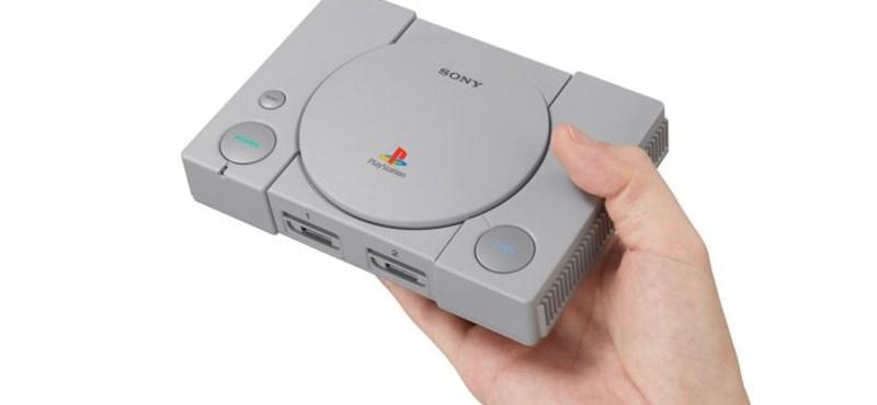 Visszahozza a nagy klasszikust a Sony, 20 játékkal jön a régi-új PlayStation