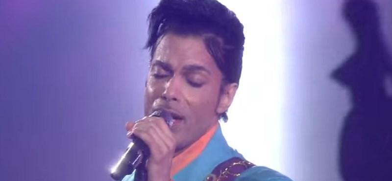 Posztumusz Prince-lemezek jelennek meg