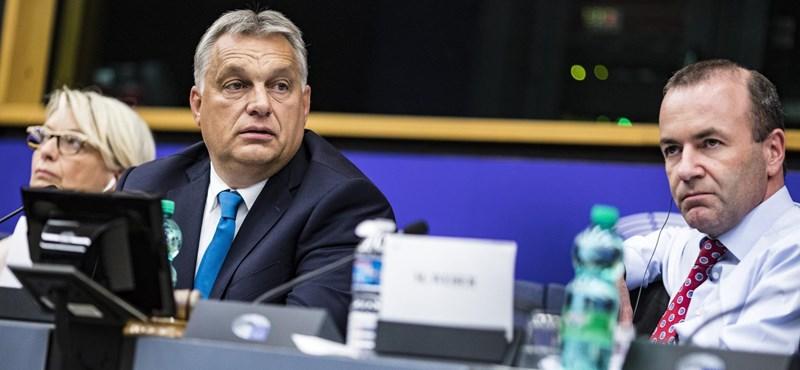 """Weber csak a CEU-t menti meg ezzel a trükkel, vagy Orbán """"arcát"""" is?"""