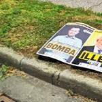 Ab: Az önkormányzat a jövőben nem szórakozhat az ellenzéki plakátokkal