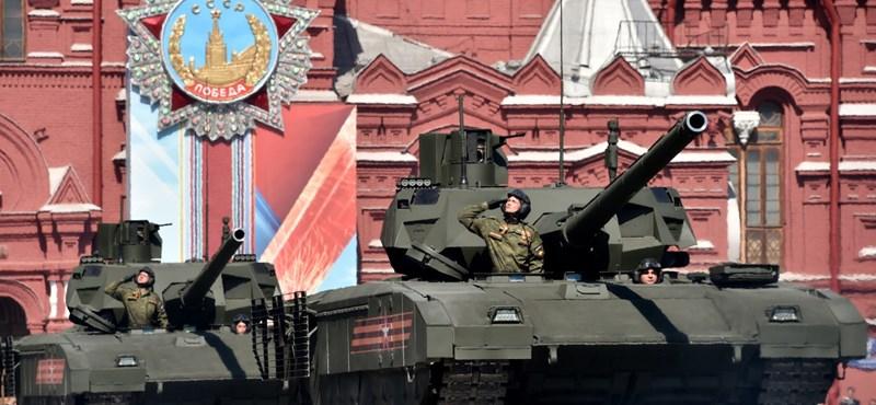Oroszország újra nagyhatalom – legalábbis az oroszok szerint