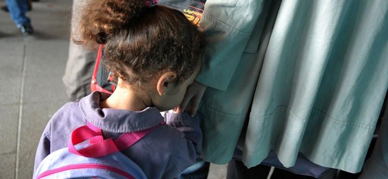 Táblákon kivirágzott penész várja a szétáztatott kaposvári iskola diákjait?