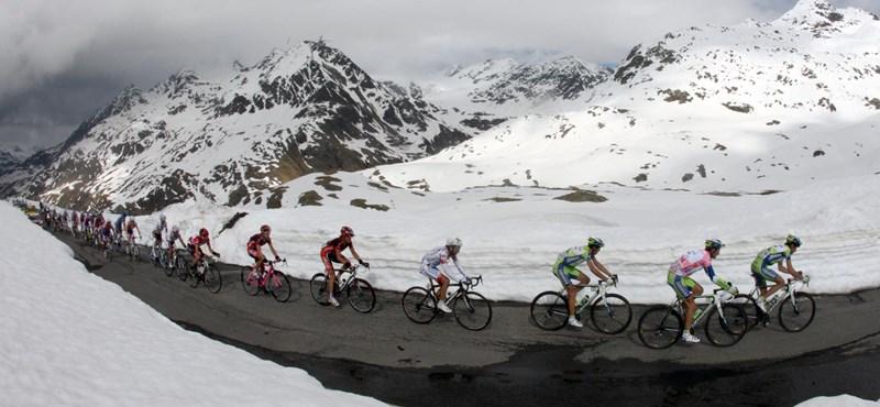 Újra aktív az Etna, veszélyben a Giro d'Italia egyik szakasza