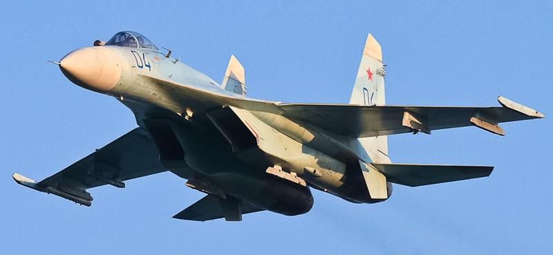 Orosz és svéd harci gép pacsizott a Balti-tenger felett