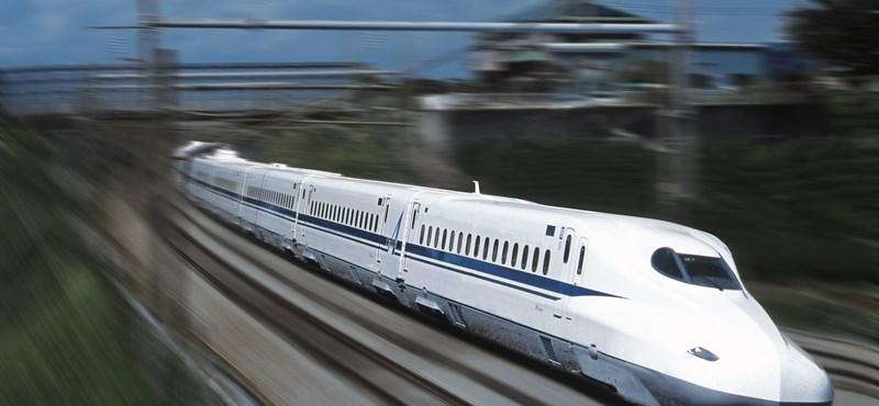 Alakul a 250 km/h sebességű Budapest-Varsó gyorsvasút
