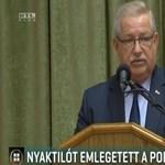 Guillotine alá való politikusokról beszélt egy fideszes polgármester