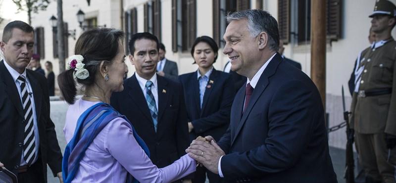 Hont: És Orbán megszólalt a nácikkal seftelő haszonlesők hangján