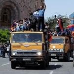 Most nullázza le magát az örmény hatalom