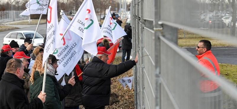 Német szakszervezet az Audi-sztrájk tanulságairól: Debrecenben is lesz dolgunk