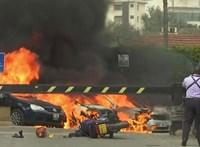 Ötven embert nem találnak a nairobi terrortámadás óta