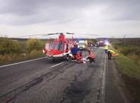Négy gyerek is az áldozatok között van a szlovákiai busztragédiában
