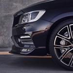 Az útra szippant az új Volvo sportkocsi: WTCC-trükkök a közutakon