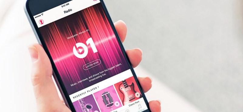 Az iPhone-ján hallgat zenét? Ennek a hírnek örülhet