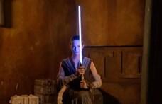 """Elkészült a Disney """"igazi"""" fénykardja"""