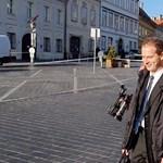 Megérkezett Karácsony Orbánhoz, elvitte neki a programját – videó