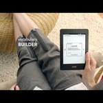 Videón az új Kindle e-könyvolvasó