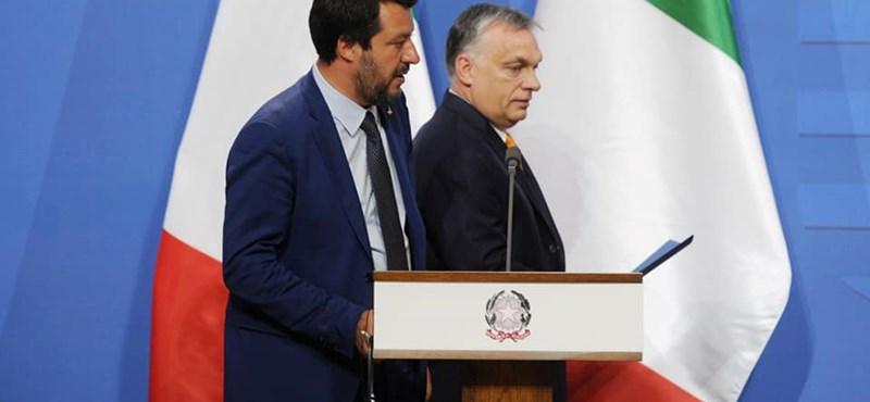 Orbán: Látványosan keresni fogjuk az együttműködést Salvinivel
