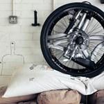 A világ legpraktikusabb kerékpárja